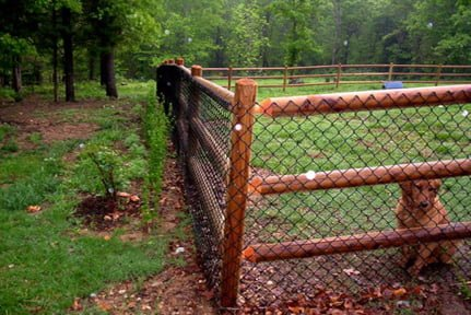 Chain Link Fences Charlotte Fencing Company