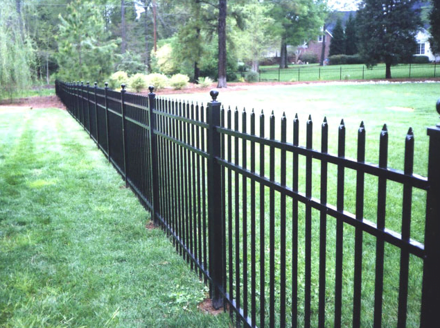 Aluminum Fences Wrought Iron Charlotte Fencing Company