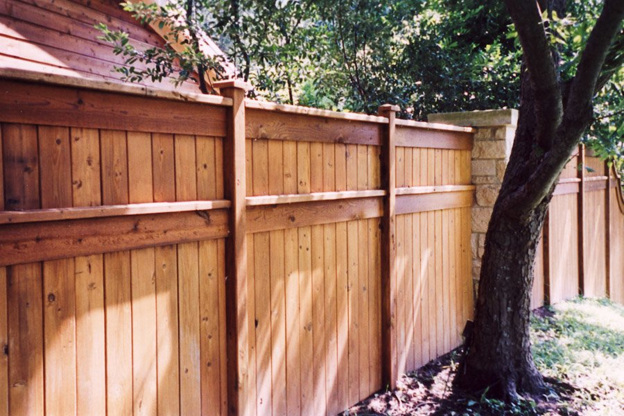 Wood Fences Charlotte Fencing Company