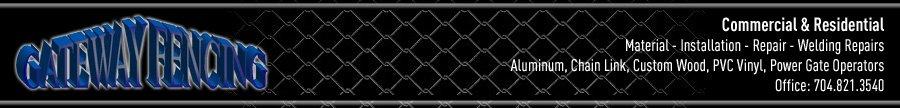 Fence company charlotte